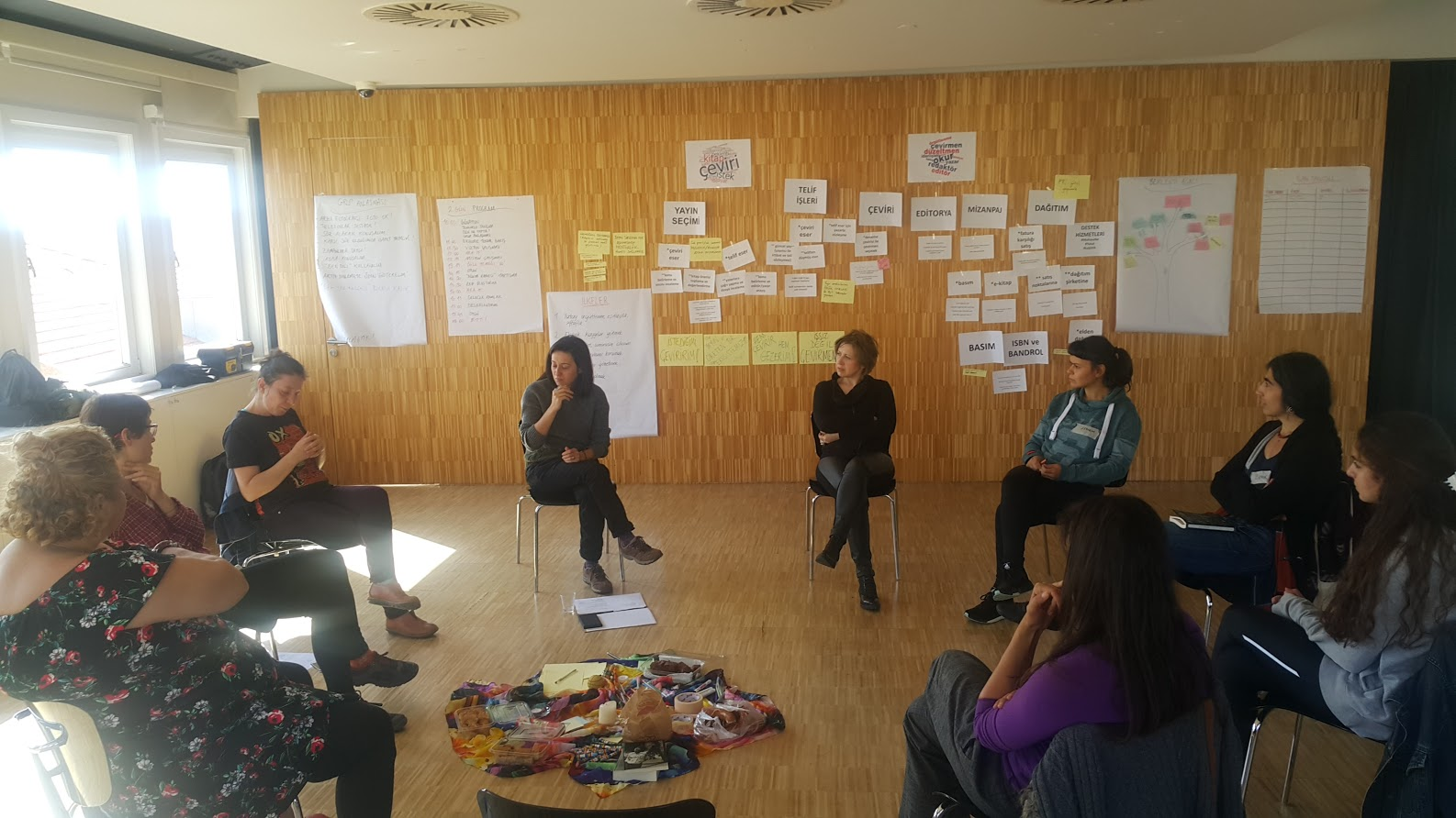 14-15 Ekim 2017 - İstanbul - İlk Toplantımız