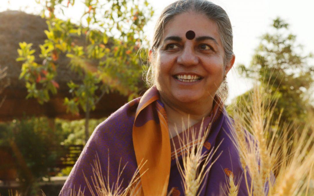 Vandana Shiva Neden Tohumları Kurtarmanın Politik Bir Hareket Olduğunu Söylüyor