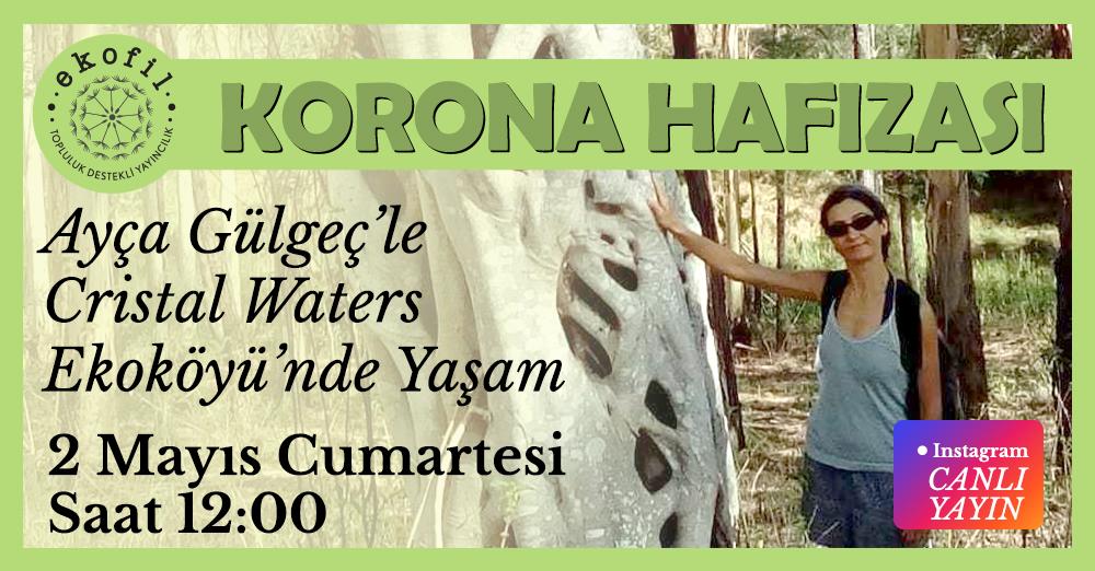Ayça Gülgeç'le: Cristal Waters Ekoköyü'nde Yaşam